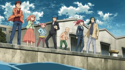 "Resultado de imagen de ""planet with"" anime"